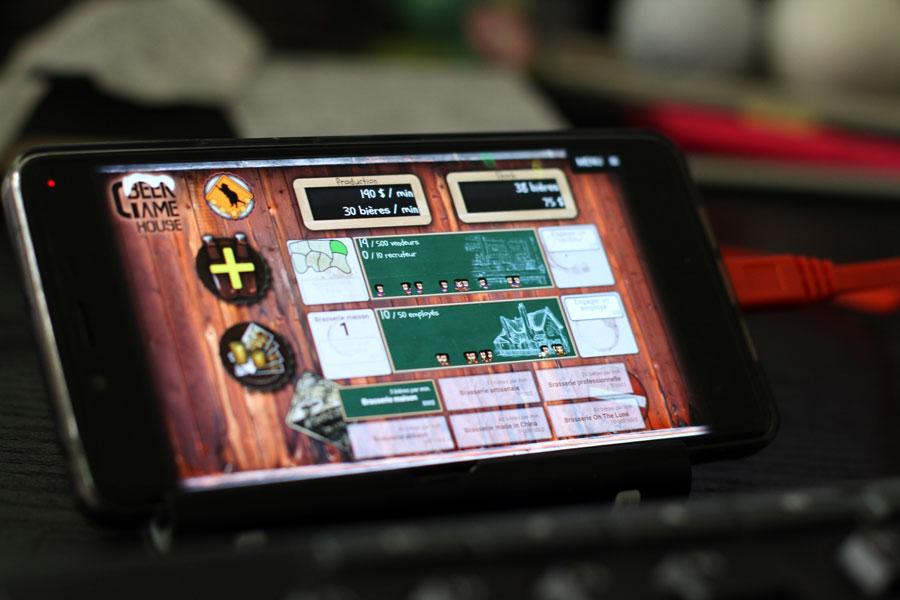 BeerGame : jeu de stratégie sur Android