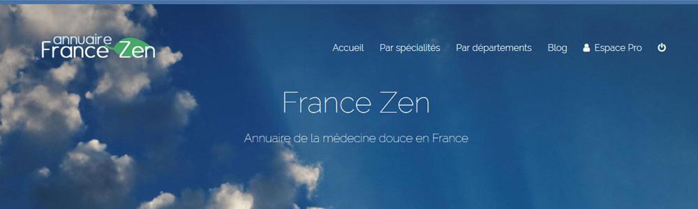 Annuaire France Zen