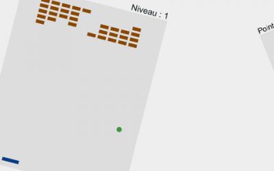 Blourp 2D : un casse-briques en React